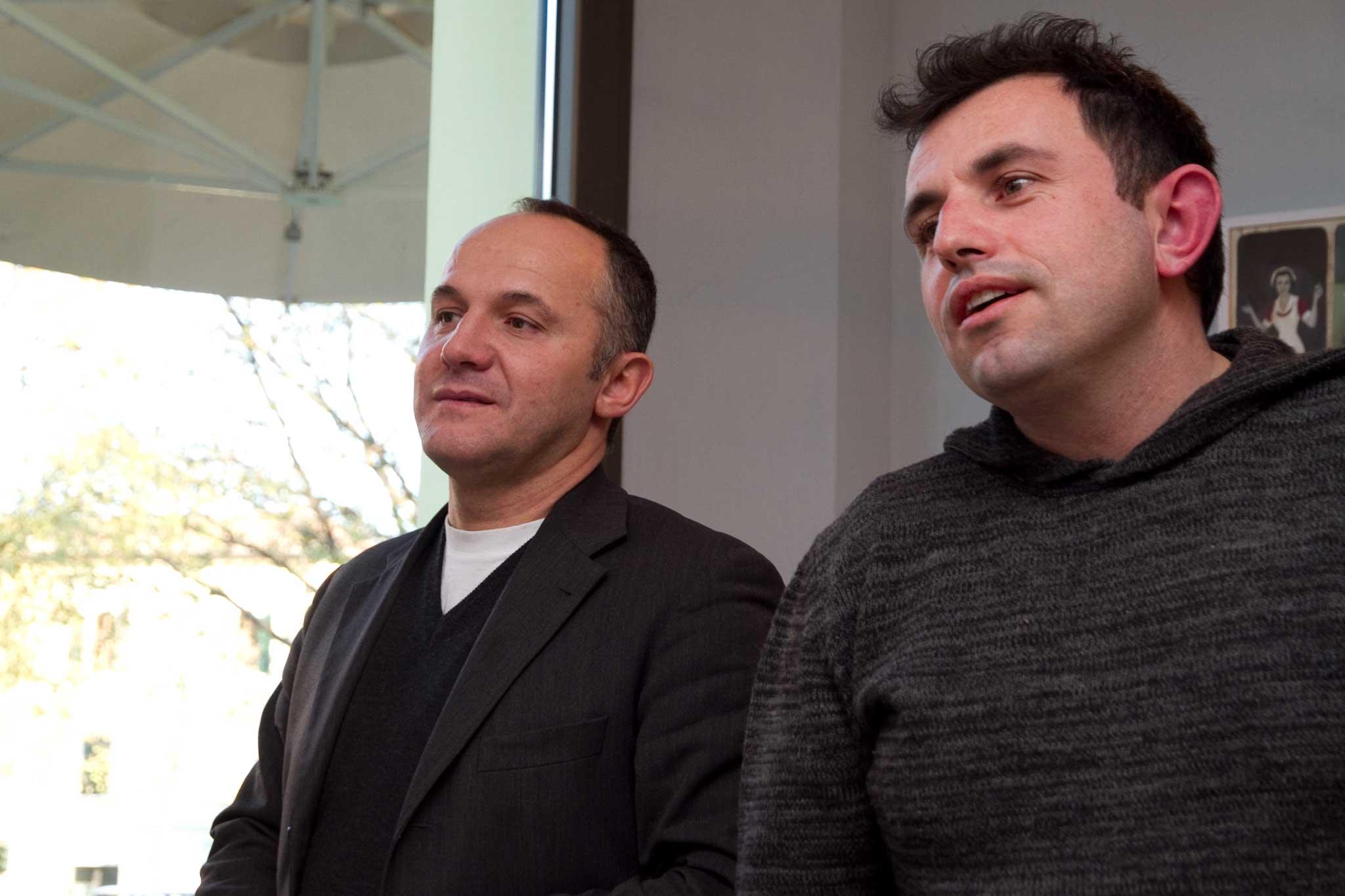 Davide Fiorentini e Matteo Tambini