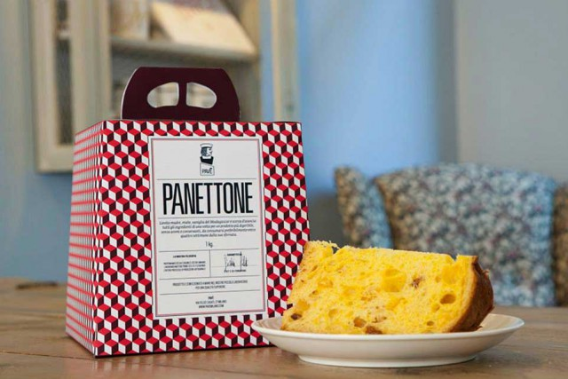 Panettone Pavè