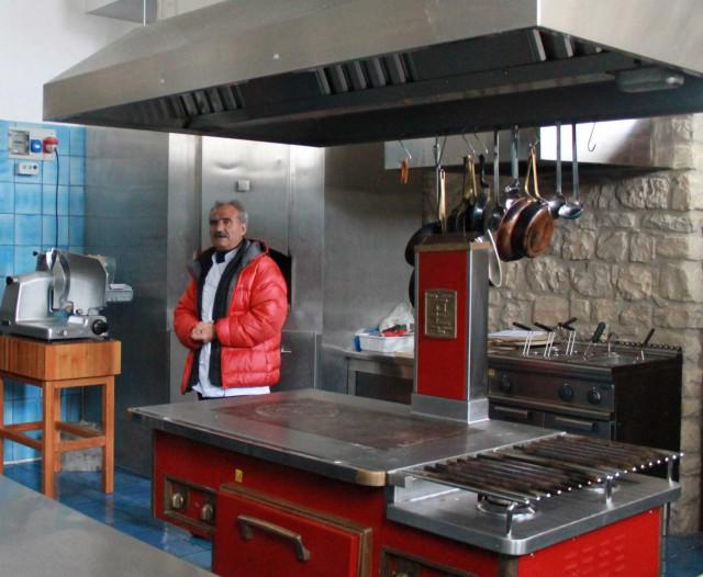 Peppe Zullo scuola di cucina