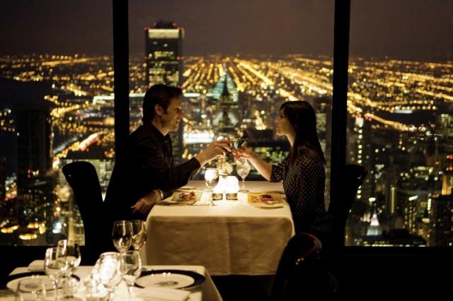 The Signature Room Restaurant