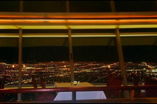 Top Of The World Restaurant, Las Vegas