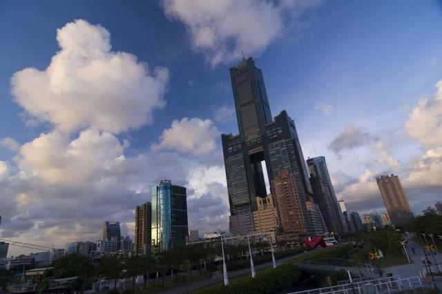 Tuntex Sky Tower Kaohsiung