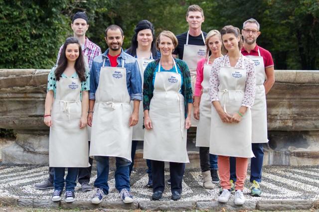 bake off italia concorrenti