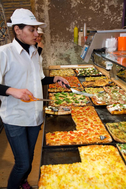 banco della pizza