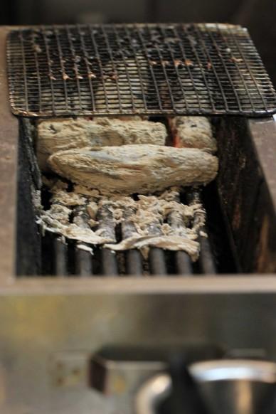 grill Sepia
