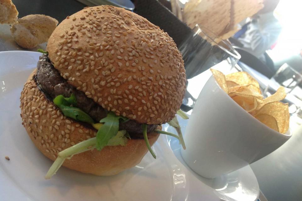 hamburger Trussardi