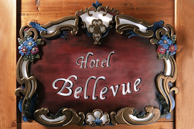 hotel bellevue cortina