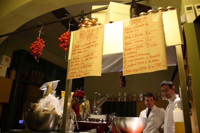 menu Da Panino