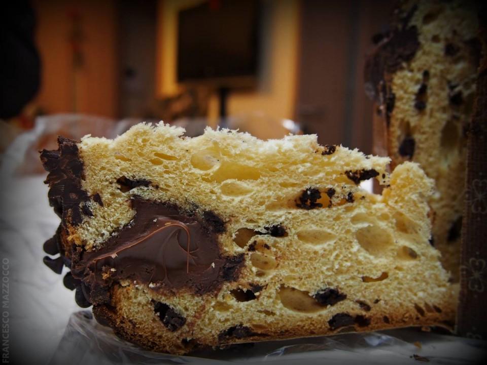 panettone cioccolato Marziale