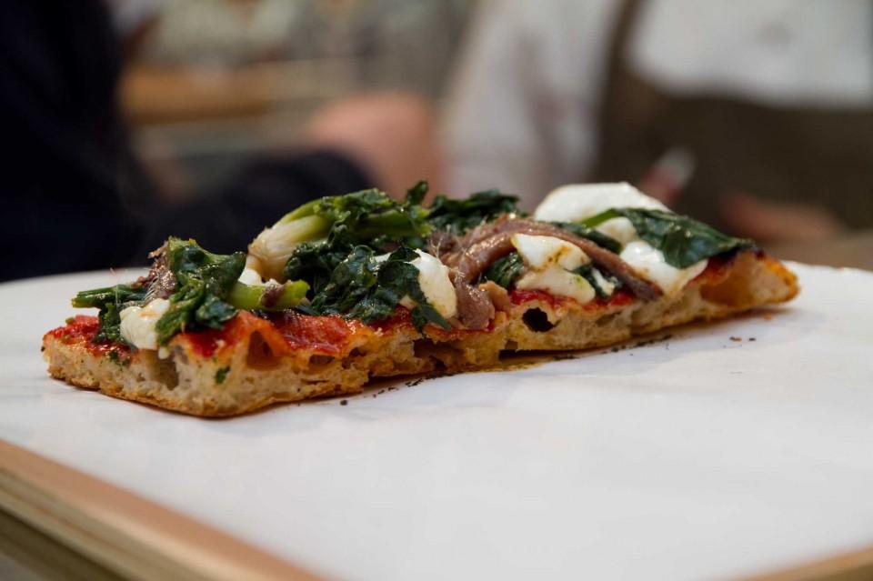 pizza con le alici
