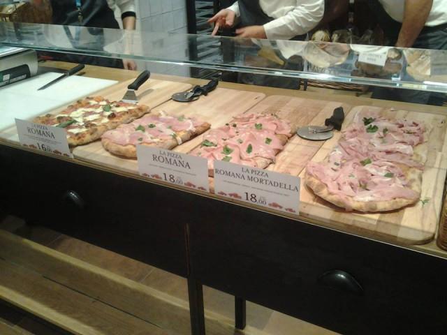 pizza mortazza