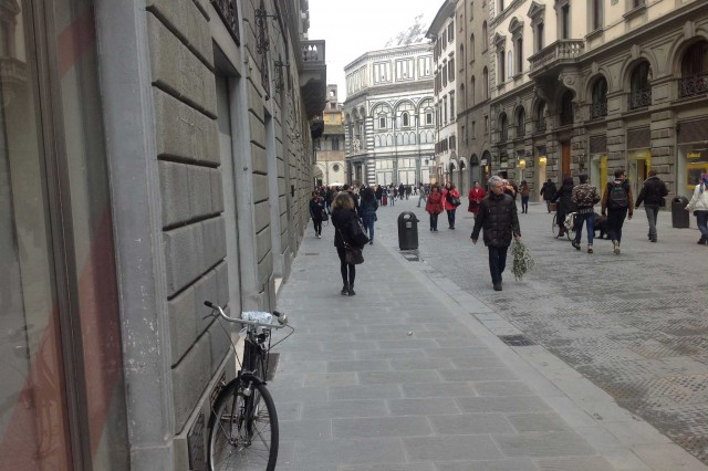 via de Martelli Firenze