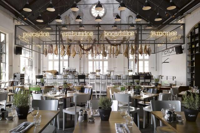 10 ristoranti ad effetto vintage for Ristoranti di design