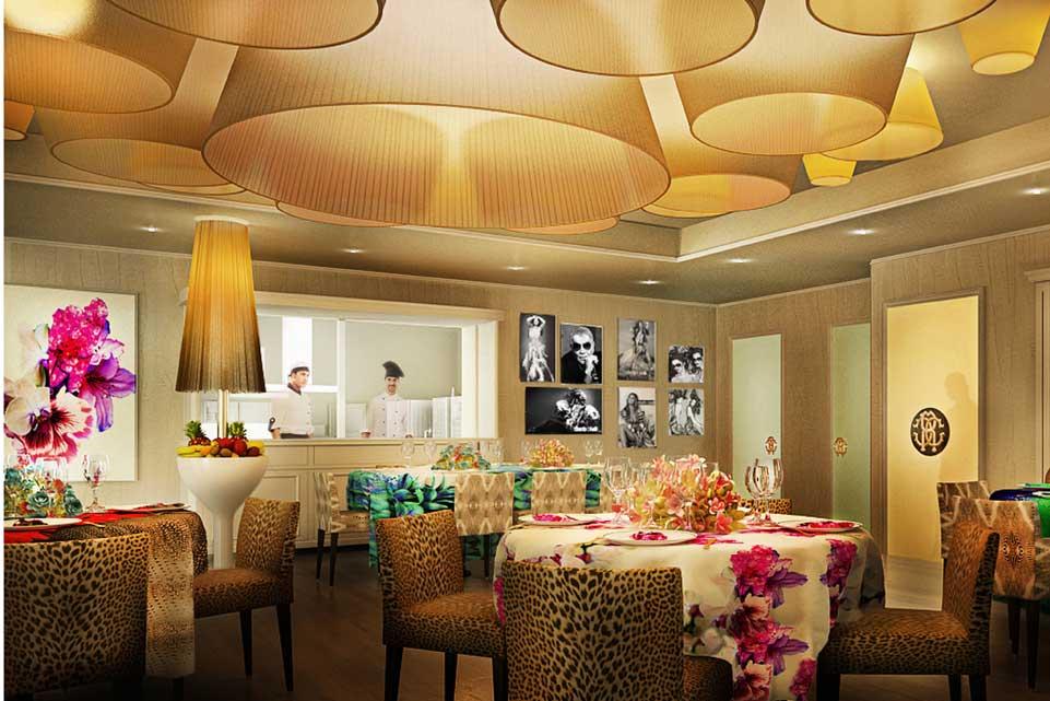 Cavalli Restaurant Lounge Miami