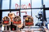Ravenna. Diabolik diventa birra, pizza e hamburger