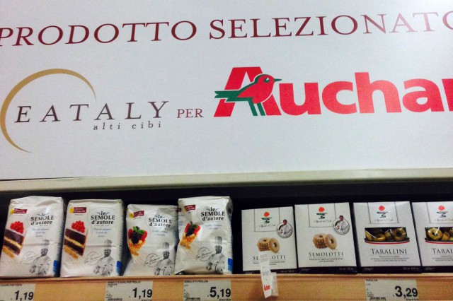 Eataly Auchan