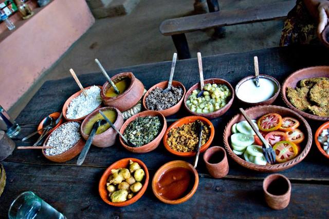Goa India Food