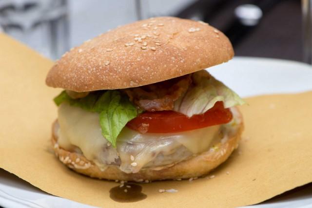 Hamburger Bistrot 64 Roma