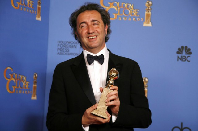 Paolo Sorrentino Golden Globe