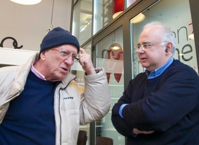 Pasquale Buonocore e Luciano Furia