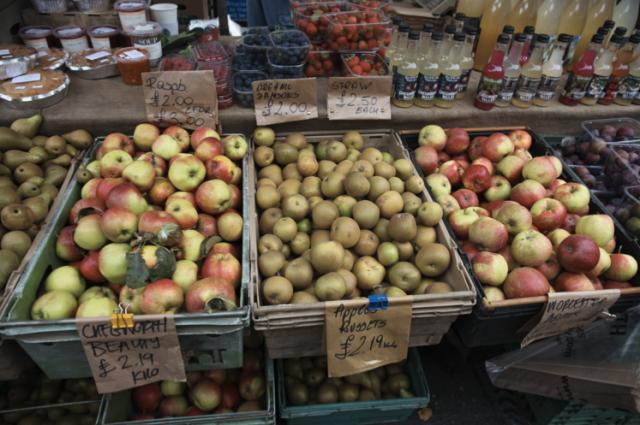 mele mercato