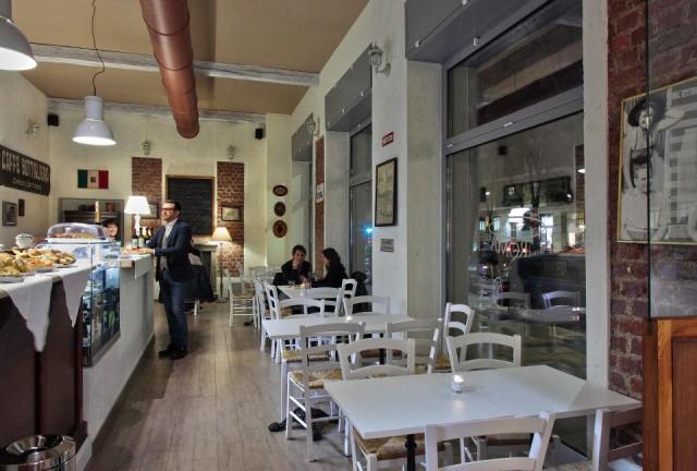 Taverna Romana Milano sala