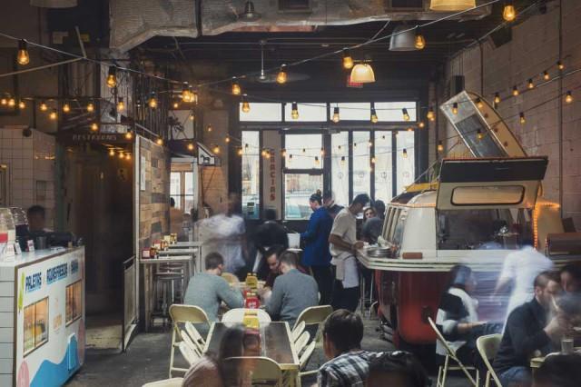 Conosciuto 10 ristoranti ad effetto vintage QC19