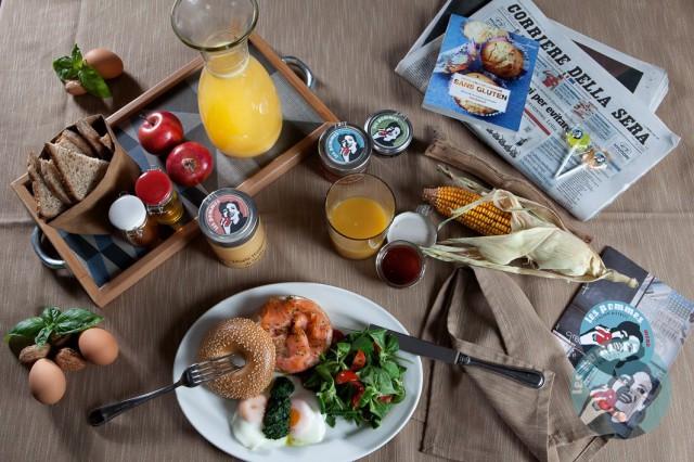 Cotte for Best breakfast milano