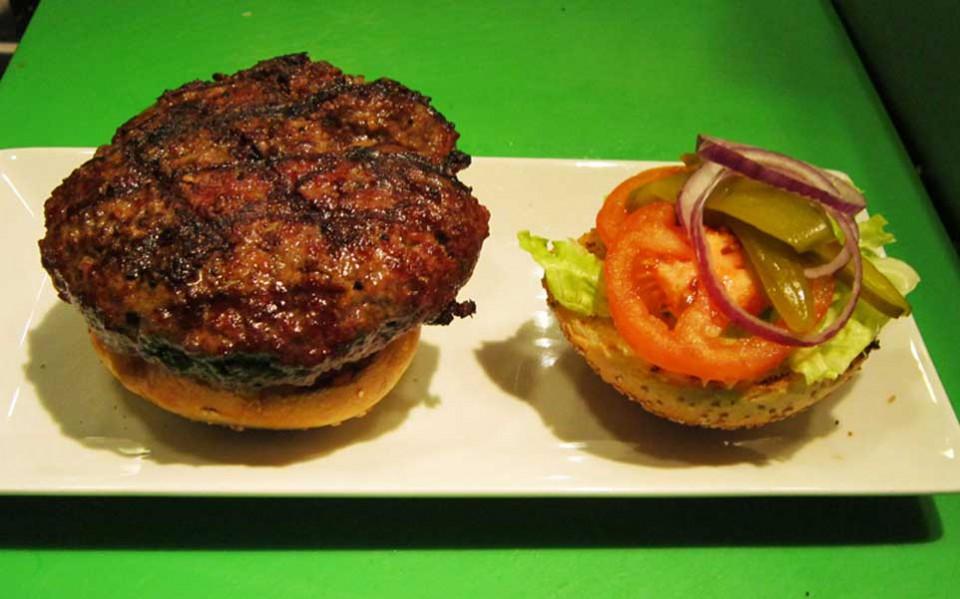 denzel burger 530 gr