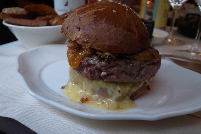 hamburger beef club parigi