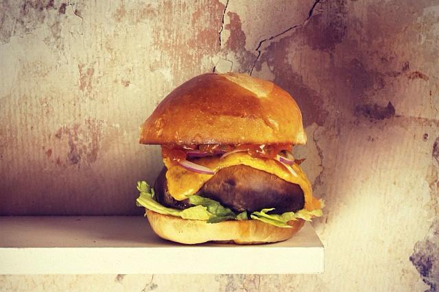hamburger vegetarianoParis New York