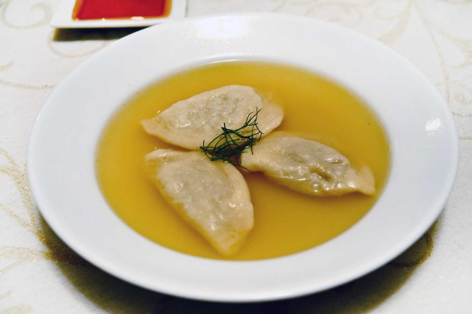 kreplach zuppa
