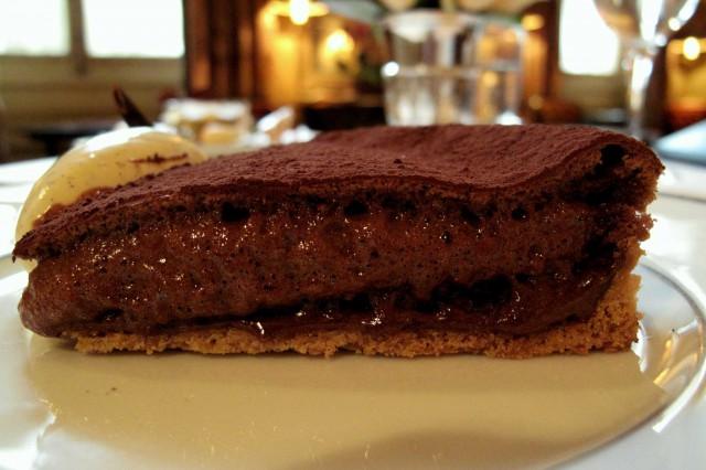 l'ambroisie tarte chocolat