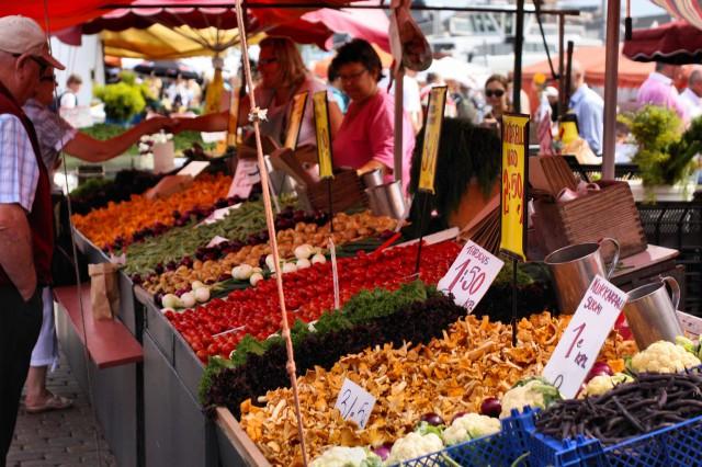 mercato Kauppatori Helsinki