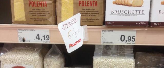 Auchan eataly