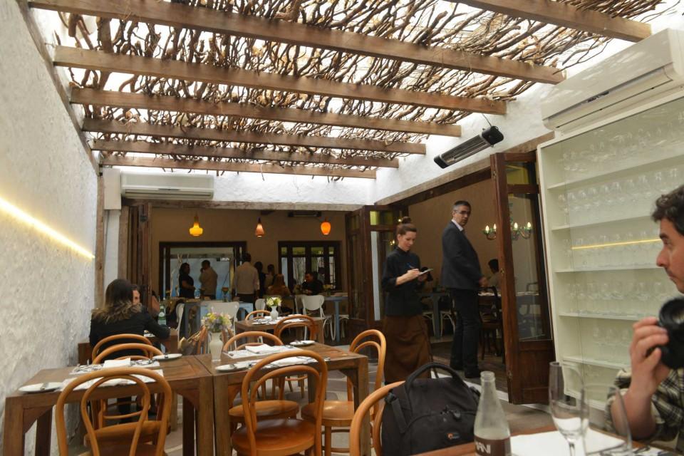 ristorante Manì San Paolo Brasile