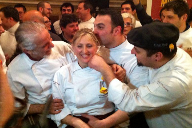 lucia antonelli, chef, bologna, palazzo re enzo
