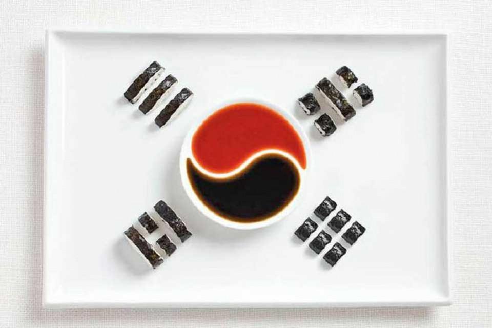 Bandiera_Sud Corea