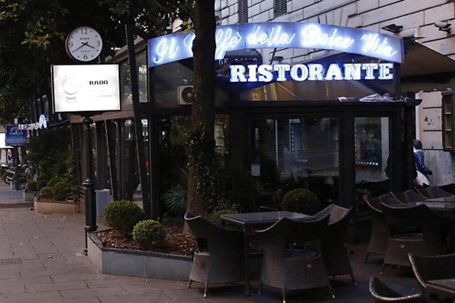 Cafè de Paris Roma