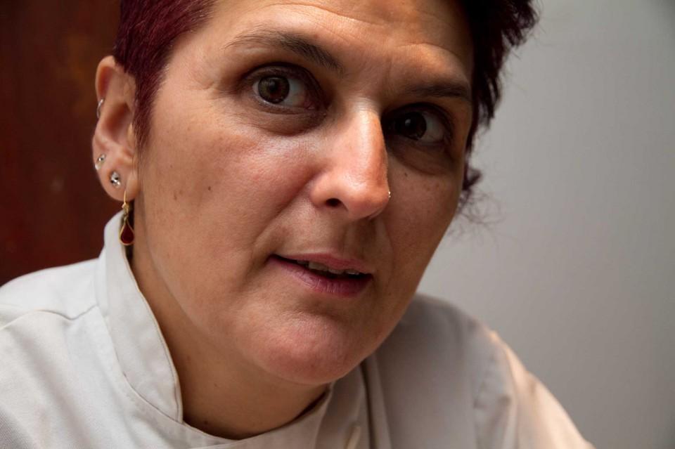 Cristina Bowerman Masterchef