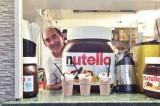 Frappe Nutella Chiosco piazza Roma_Catania