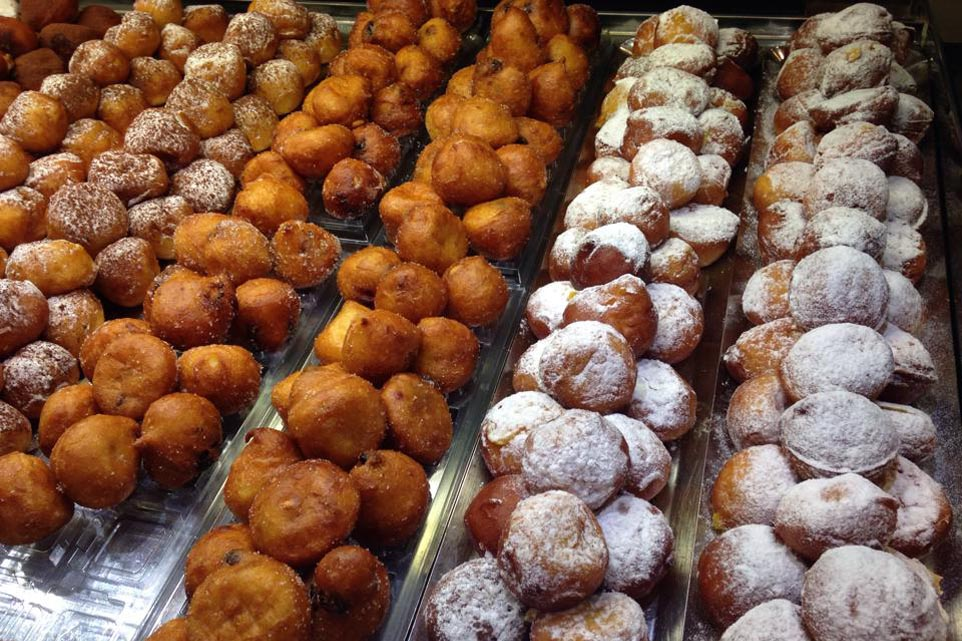 Frittelle carnevale Biasetto