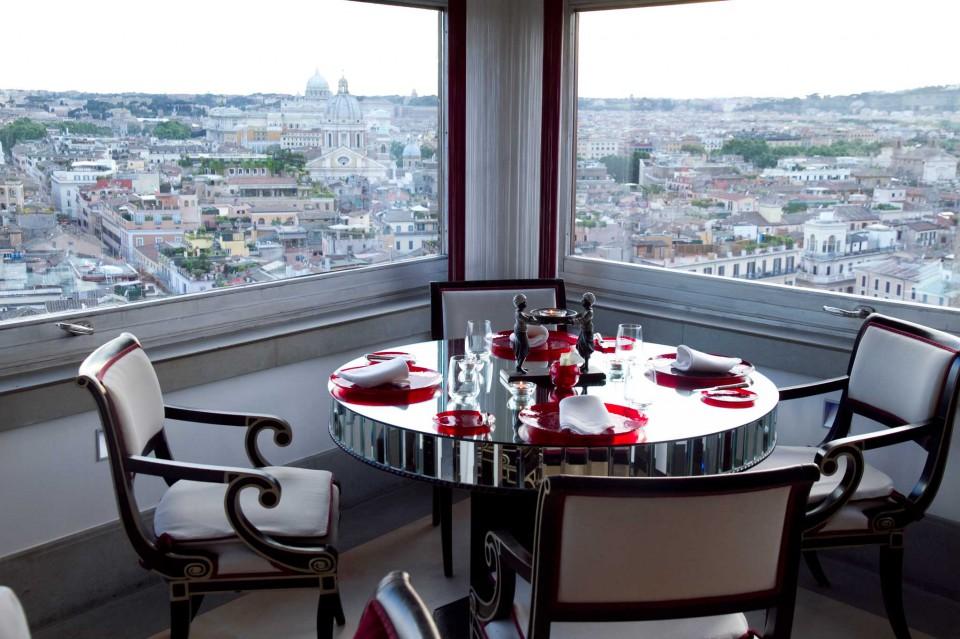 Hotel San Valentino Restaurant