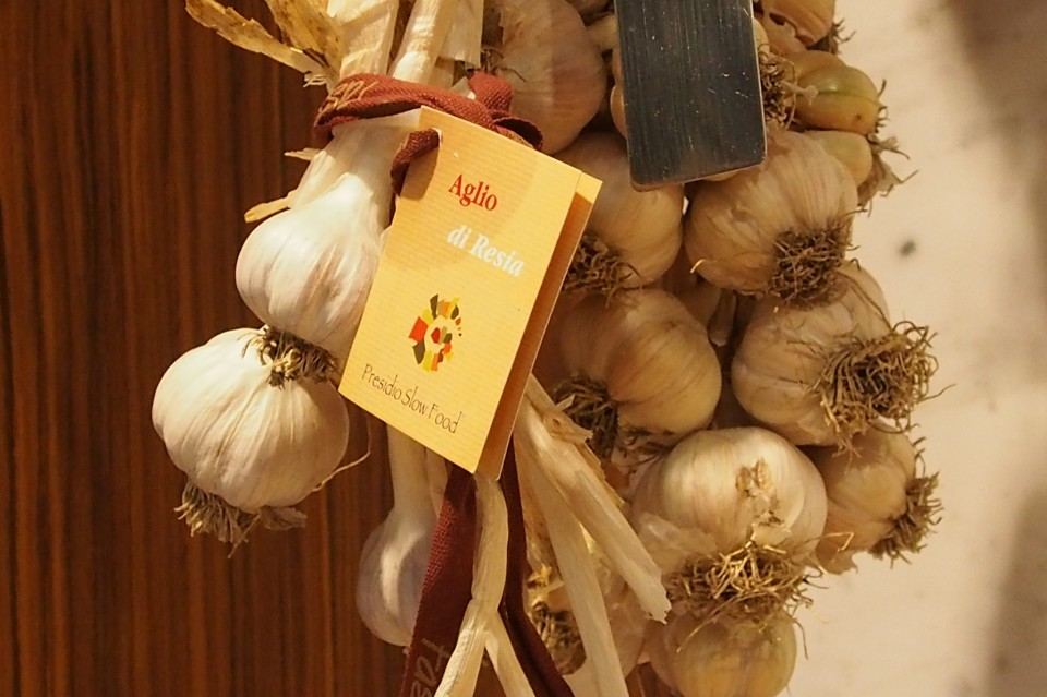 caffetteria torinese aglio resia