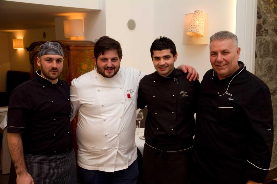 chef Piazzetta Milù