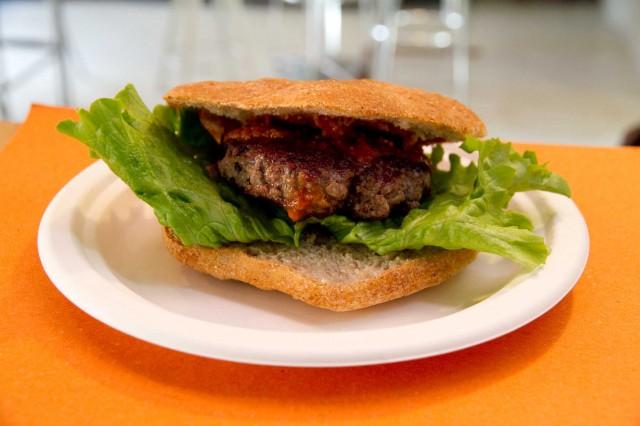 hamburger Bis Roma