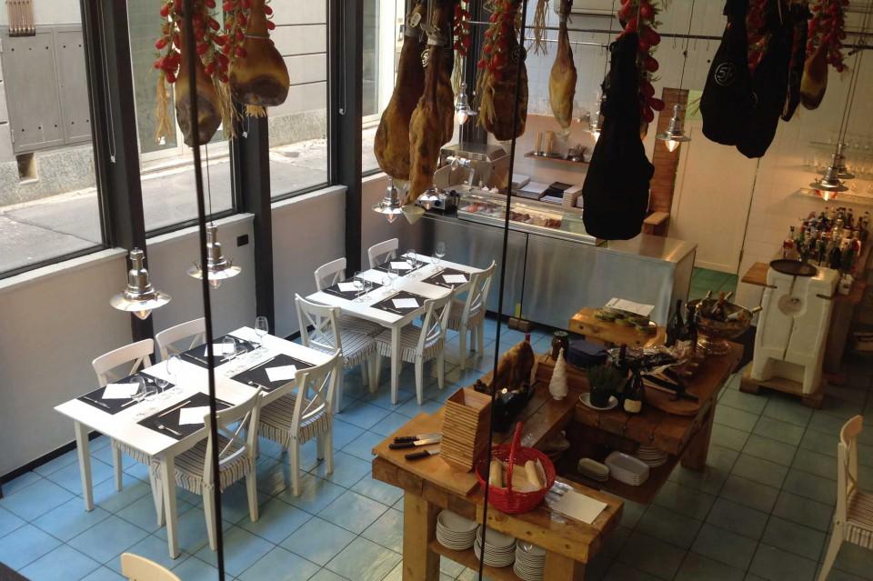 kitchen society milano