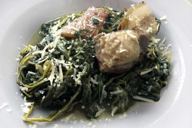 minestra cicoria