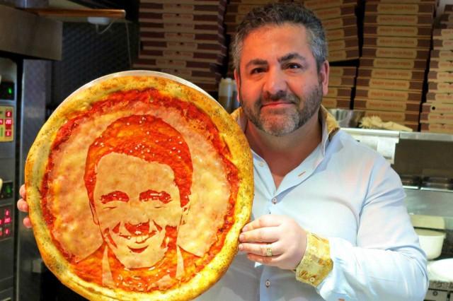 pizza Matteo Renzi