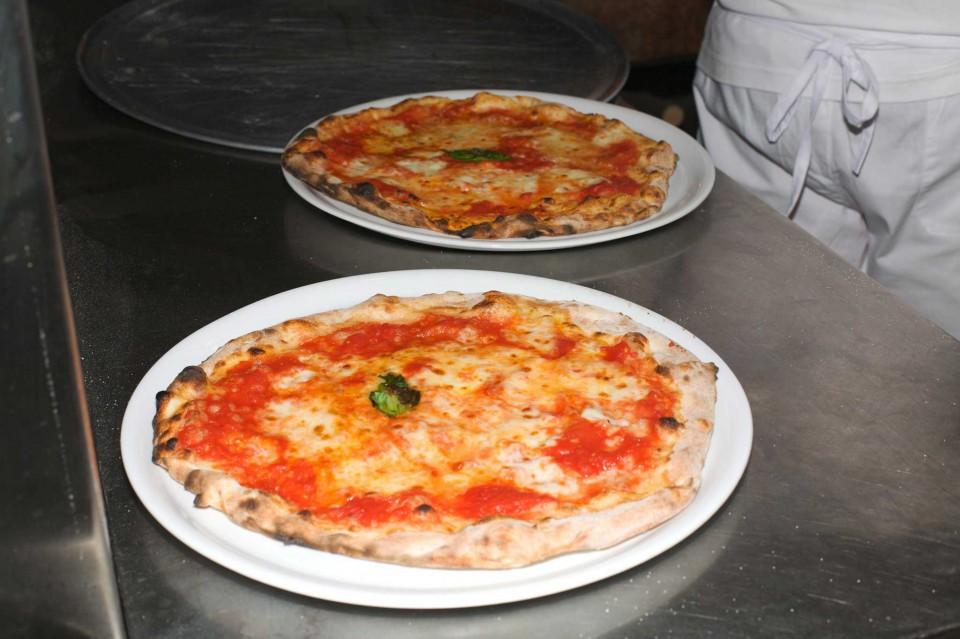 pizza margherita Di Matteo